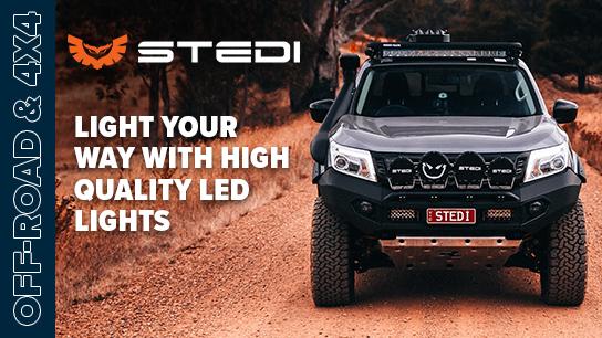 STEDI LED